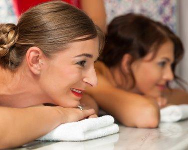 Massagem à Escolha + Ritual Chá ou Champanhe | 2 Pessoas | Aromas do Deserto