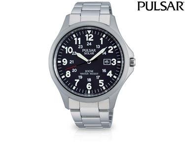Relógio de Homem Pulsar® Solar | PX3003X1