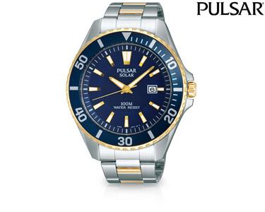Relógio Pulsar® Solar | PX3032X1