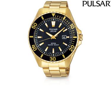 Relógio Pulsar® Solar | PX3034X1