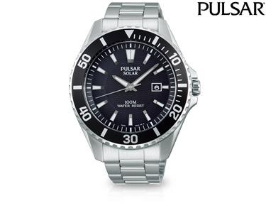 Relógio de Homem Pulsar® Solar | PX3035X1