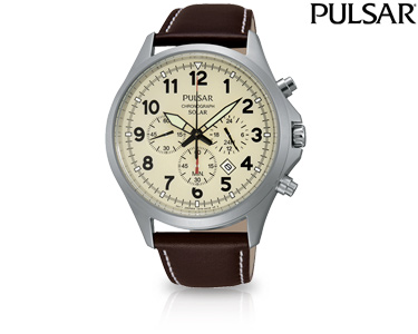 Relógio Pulsar® Solar | PX5005X1