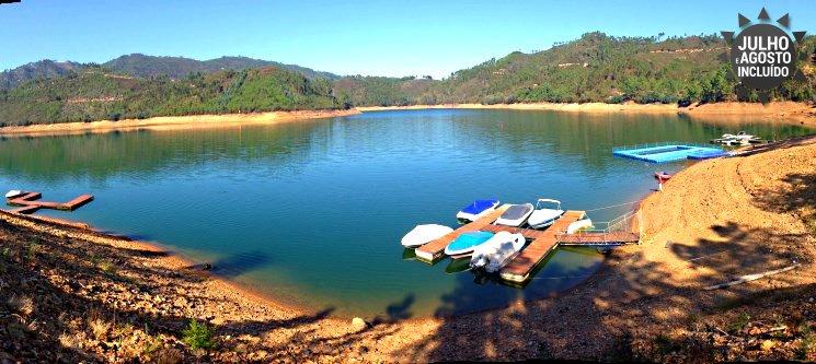 Água Formosa Casas de Xisto | 5 a 7 Nts c/ Praia Fluvial até 6 Pessoas