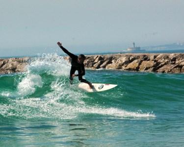 Surfing Time! Aula de Surf para Pai e Filho | Costa de Caparica