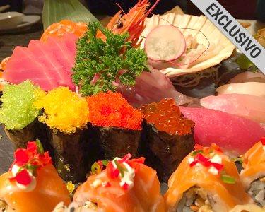Góshò | Sushi & Sashimi Experience c/ Tudo Incluído a Dois | Porto