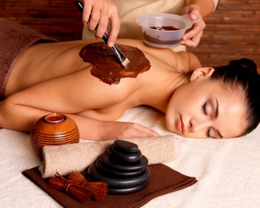 Relax Total | Esfoliação + Envolvimento Chocolate + Massagem 2 hora | Gaia