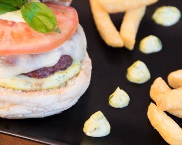 Jantar Degustação do Chef | 4 Hambúrgueres a Dois | Bun´s