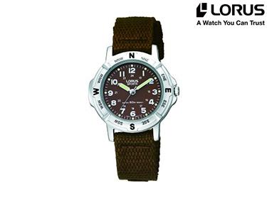Relógio Lorus® de Criança | RRS09QX