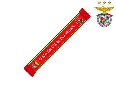 Cachecol Benfica | O Maior Clube do Mundo