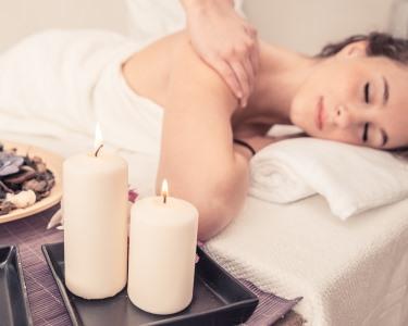 Massagem Ayurvédica ou Shiatsu + Sauna ou Banho Turco | 2 Horas | Thalasso Costa de Caparica