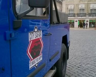 City Safari | Tour Exclusivo por Lisboa em UMM | Até 7 Pessoas