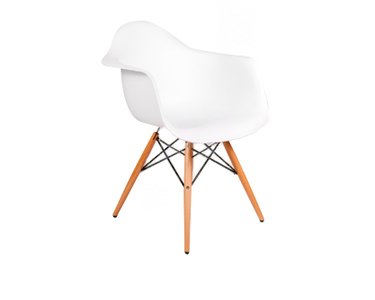CadeiraTower Arms | Branco