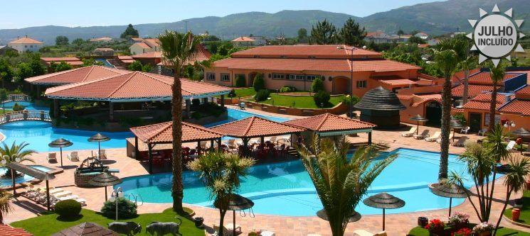 Férias no Alambique de Ouro Hotel Resort & SPA 4*! 1 a 6 Noites