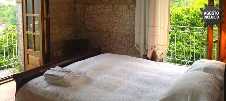 Visite o Gerês a Dois | 2 Noites Românticas em Solar
