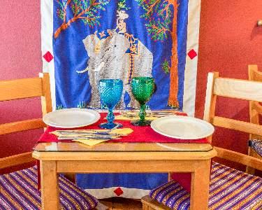 Restaurante Os Tibetanos | Jantar a Dois