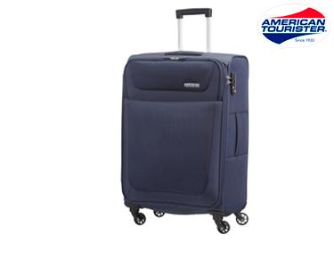 Mala American Tourister® Sacramento | Spinner M Azul Marinho