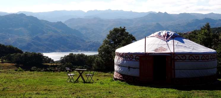 Um Amor & Um Yurt | 2 Noites Apaixonantes com Vista Gerês
