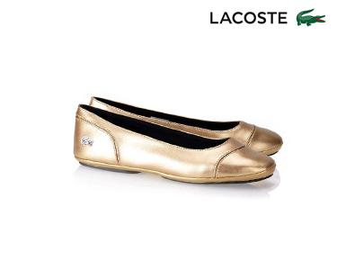 Sabrinas Lacoste® Maraba | Dourado