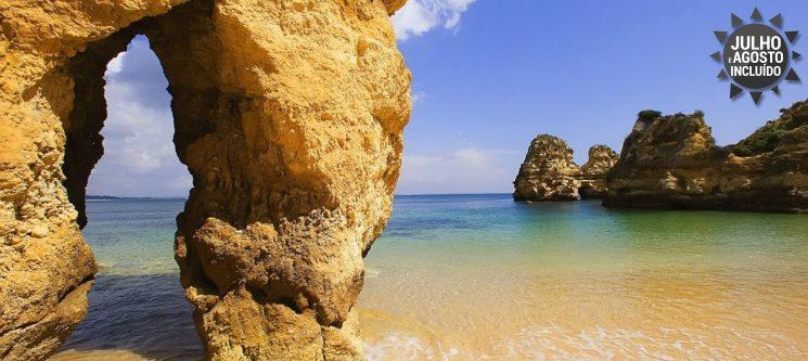 Férias no Algarve! Galé | 2 a 7 Nts em T1 até 4 Pessoas no Resort Glenridge