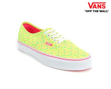 Ténis Vans® Authentic Distsy Floral