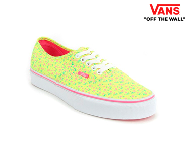 Ténis Vans® Authentic Distsy Floral