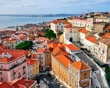 Conheça Lisboa! Passeio Pedestre Para Dois | Lisbon Walker