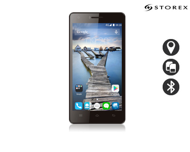 Smartphone QC50+  5' HD | 4G  | 8GB  | 1GB RAM | Dual Sim | GPS | 13MP