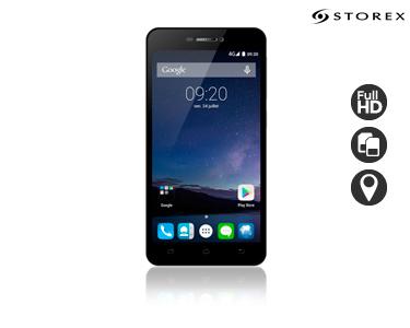 Smartphone QC55+ 5.5 QHD | 4G | 8GB  | 1GB RAM | Dual Sim | GPS