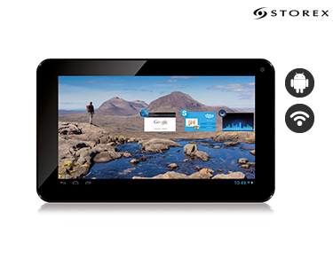 Tablet 10´´ Quad Core HD | 8GB | Webcam | Android 4,4