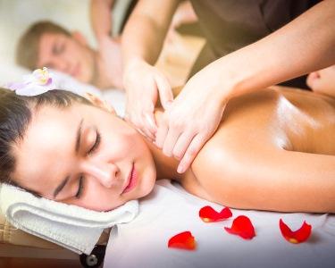 Massagem a Dois com Velas Quentes | 50 Minutos | Queluz