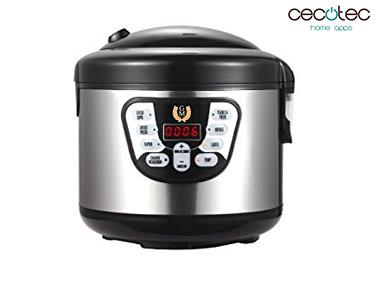Robot de Cozinha Programável c/ 11 Funções Cecotec®| Modelo Alfa