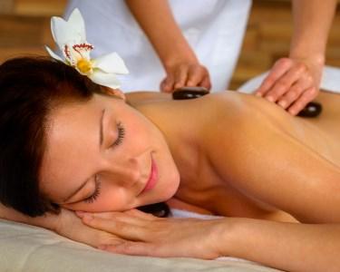 Massagem de Pedras Quentes | 45 Minutos | Aveiro