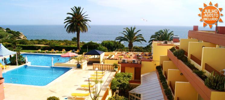 Férias no Algarve! 3 a 7 Nts c/ Tudo Incluído | Hotel Baía Cristal Beach & Spa Resort 4*