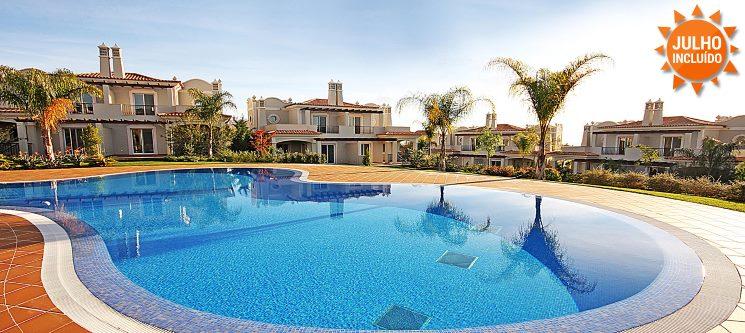 Férias no The Crest | As Villas de Luxo da Quinta do Lago - Algarve | 1 a 7 Noites até 6 Pessoas