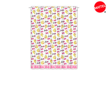 Cortina de Quarto Barbie Pink | 140X270