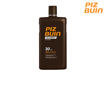 Piz Buin® Loção Corporal Allergy SPF30 | 400ML