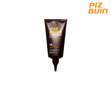 Piz Buin® Loção Corporal Ultra Light Fluído SPF15 | 150ML