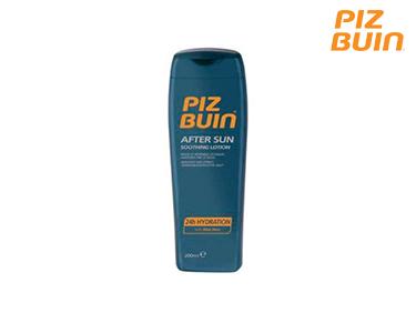 Piz Buin® After Sun Loção Hidratante c/ Aloe Vera | 200ML