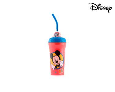 Copo c/ Palha | Mickey e Goofy