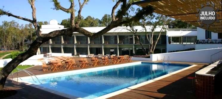 Férias Inesquecíveis! 1 a 7 Nts junto à Praia Fluvial da Tapada Grande | Alentejo Star Hotel 4*