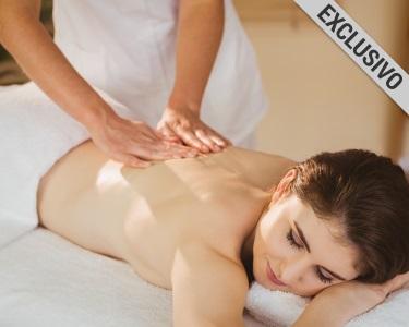 Novo! Osteopatia ou Massagem Tui-Na + Consulta   5 Clínicas Sorria