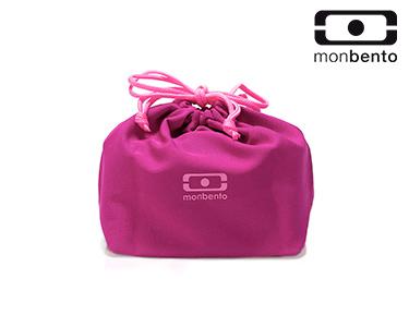 Saco de Transporte Bento Raspberry | Lilás