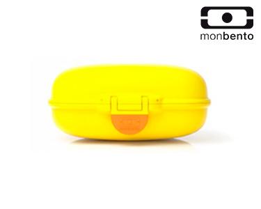 Caixa p/ Lanche   Amarelo