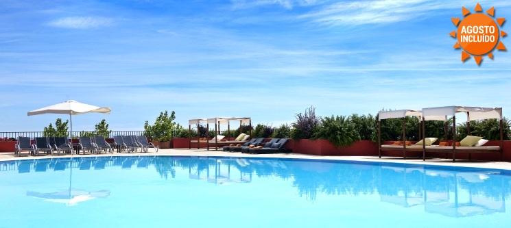 Verão no Coração da Serra da Estrela! 1 a 7 Nts em Meia Pensão | Hotel dos Carqueijais 4*