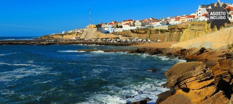 Férias na Ericeira | 5, 6 ou 7 Nts em Moradia com Vista Mar até 6 Pessoas