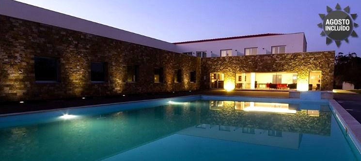 Vila D' Óbidos Art Garden Hotel Rural & Spa | Noite 4* c/ SPA
