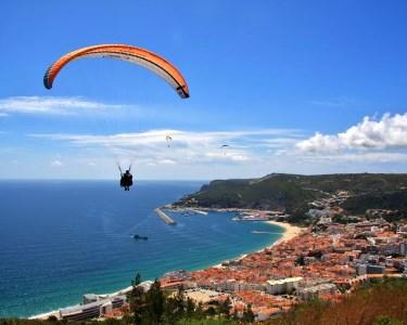 Baptismo de Voo em Parapente   Lisboa - 30 Minutos   Já Sonhou Que Podia Voar?