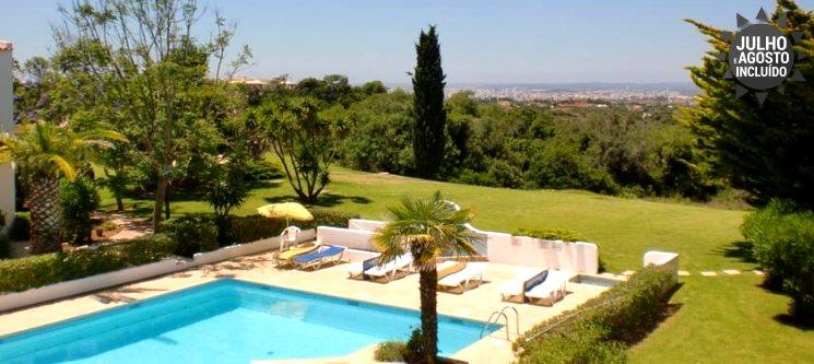 Verão no Algarve: 3 a 7 Noites em Apartamento T2 até 4 Pessoas no Ponta Grande Carvoeiro