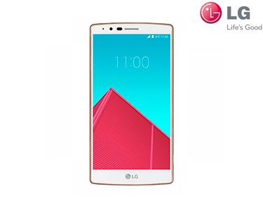 Edição Especial LG® G4 32GB | Branco & Dourado