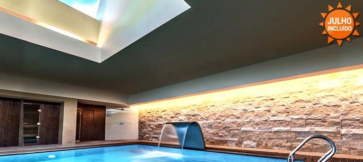 Fuja da Rotina e Relaxe num SPA Único | 1 ou 2 Noites de Amor no Dom Gonçalo Hotel Spa 4*
